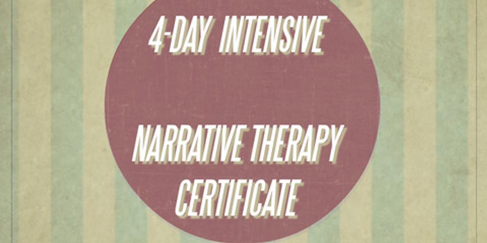 Narrative Intensive with David Epston