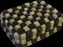 Unique Computer Key Storage Box- ALL BLACK KEYS