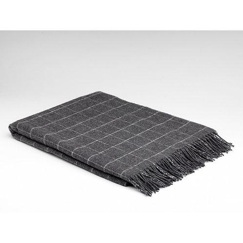 Irish Lambswool Throw Blanket