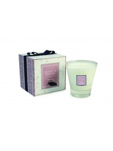 Rosemary & Lavender Soy Candle from Ireland