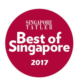Singapore Tatler Awards Best of the Best 2017