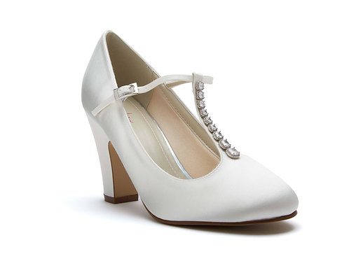 Bridal Shoes - Rainbow Club -FRANKIE
