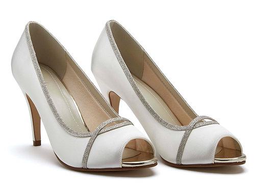 Bridal Shoes - Rainbow Club -CHELSEY