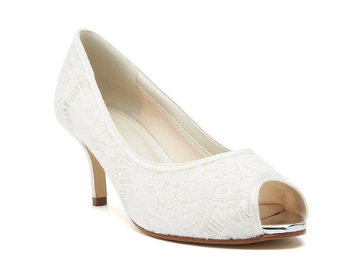 Bridal Shoes - Rainbow Club - AVA