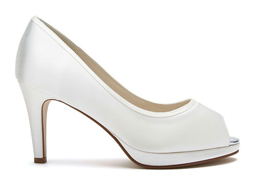 Bridal Shoes - Rainbow Club -AMBER