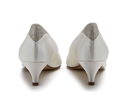 Bridal Shoes - Rainbow Club - BOBBIE