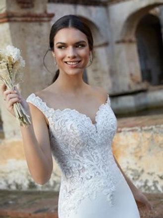 Wedella - Ronald Joyce  - 18464 Wedding Gown