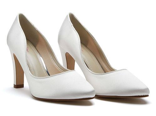 Bridal Shoes - Rainbow Club - EBONY
