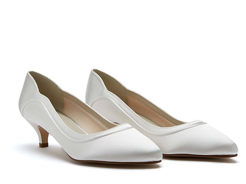 Bridal Shoes - Rainbow Club - HOLLIE