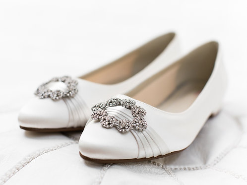 Bridal Shoes - Rainbow Club - DULCIE
