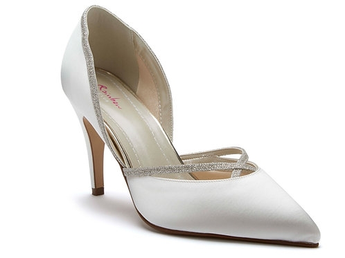 Bridal Shoes - Rainbow Club - GEORGIA