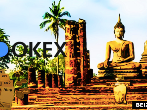 Third Largest Crypto Exchange OKEx Launched Thai Baht Trading