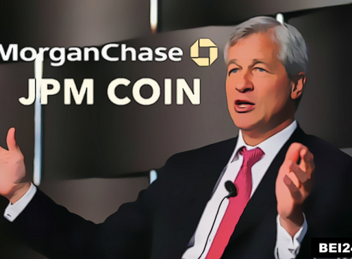JPMorgan - the first US Bank to come up with its own Cryptocurrency