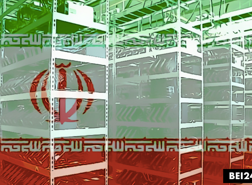 Cryptocurrency Mining is now Legal in Iran as Industrial Business