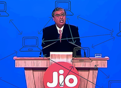 Reliance Jio will install one of the largest blockchain networks in the world in India