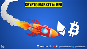 Bitcoin & Crypto Market in Panic before the Weekend