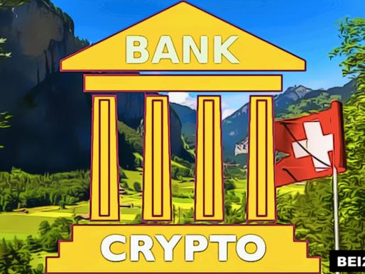 First Crypto Banks got license in Switzerland
