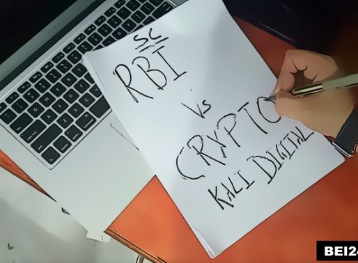 RBI vs Crypto - Crypto Exchange Kali Digital has Withdrawn its Petition