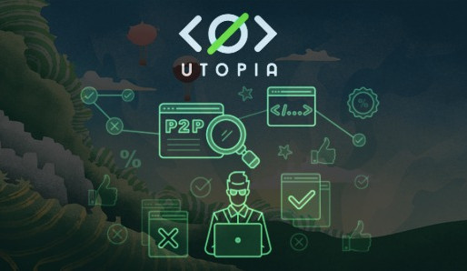 Utopia P2P Ecosystem Mainnet version 1.0 & New Website launched