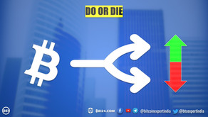 Do or Die for Bitcoin & Market is Looking to Gain a Foothold after a Turbulent Month