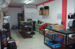 Esta era mi oficina...