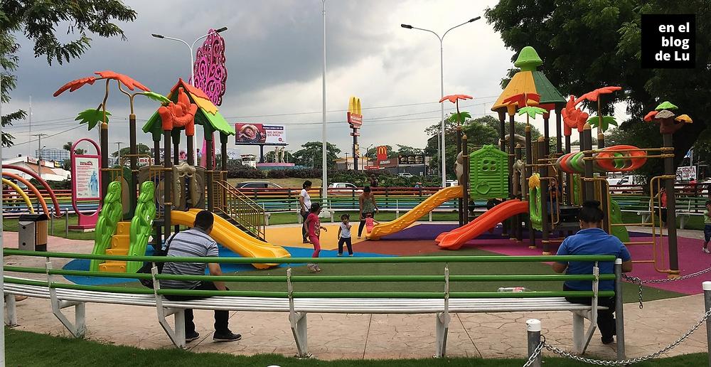 parque de las madres en bolonia managua nicaragua