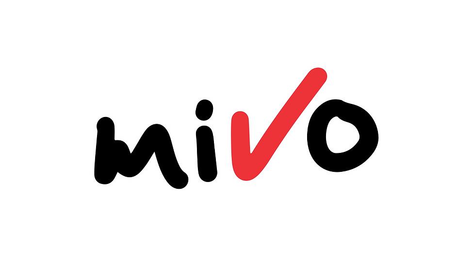 Logo de MIVO (Mi Vida Organizada)
