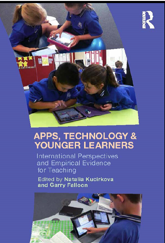 apps book cover with garry