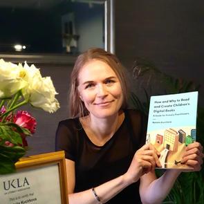 Winner of the UKLA Academic Book Award 2021