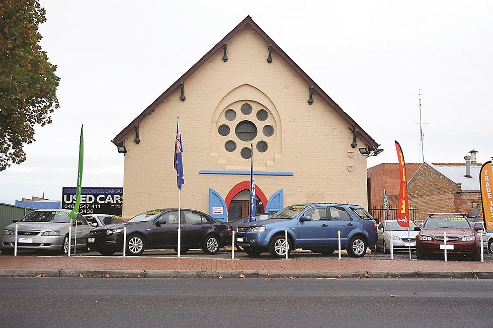 Terry McDonnell Car Sales Hamilton