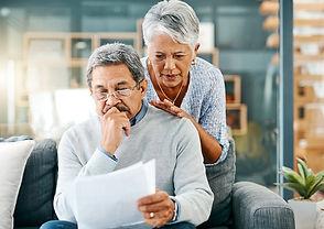 Elderly Couple - Retirement Planning