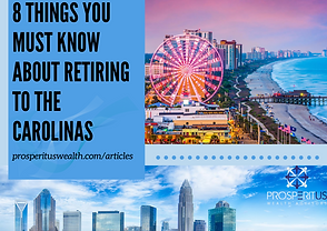 8 Things You Must Know About Retiring to