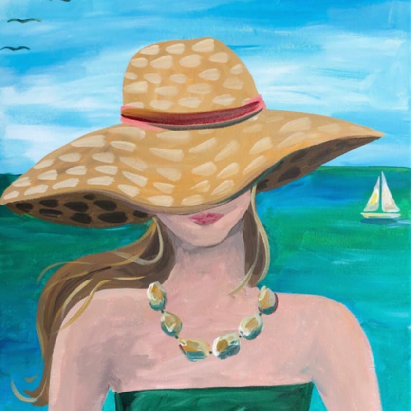 Le Chapeau - Paint & Sip