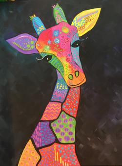 Gerald Giraffe