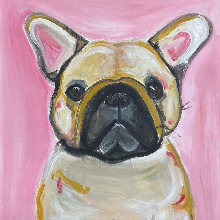 Paint your Pet! - Paint & Sip