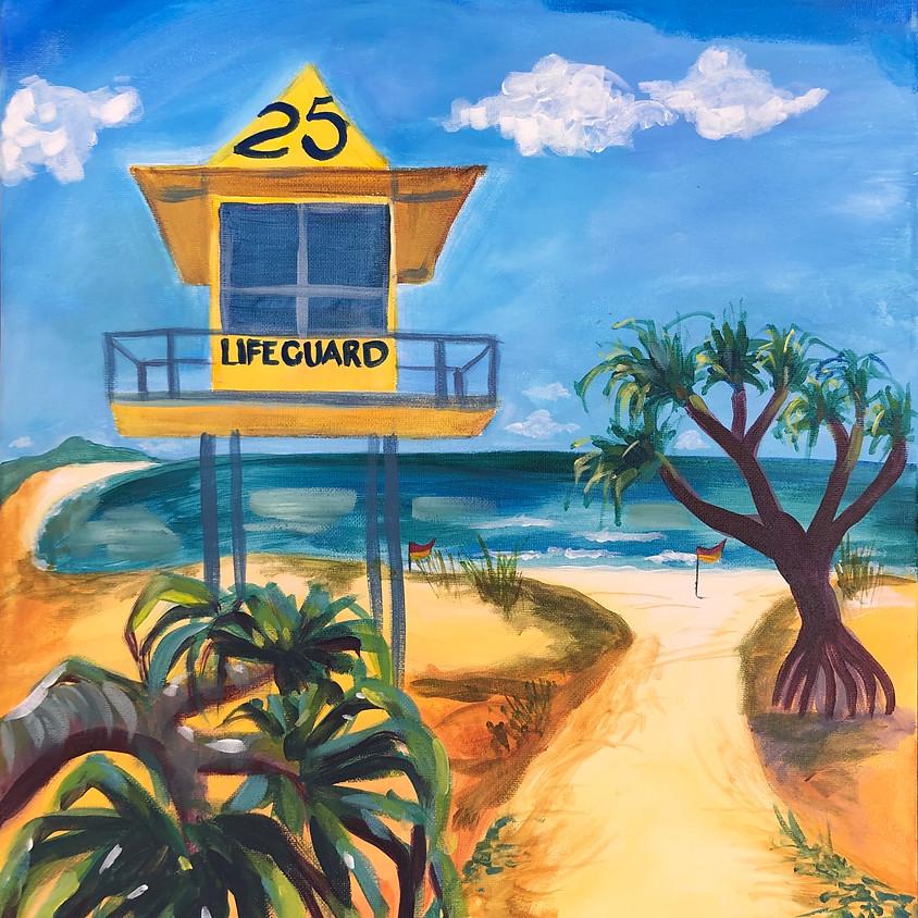 Sunny Coast - Paint & Sip