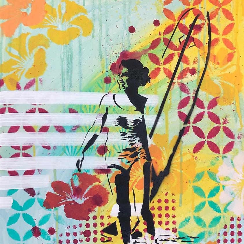 Street Style Paint & Sip