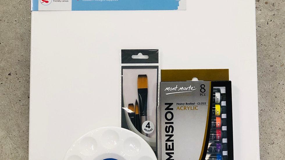 Paint & Sip Pack