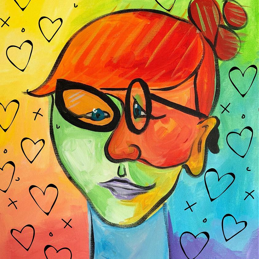 Paint your Mate! - Paint & Sip