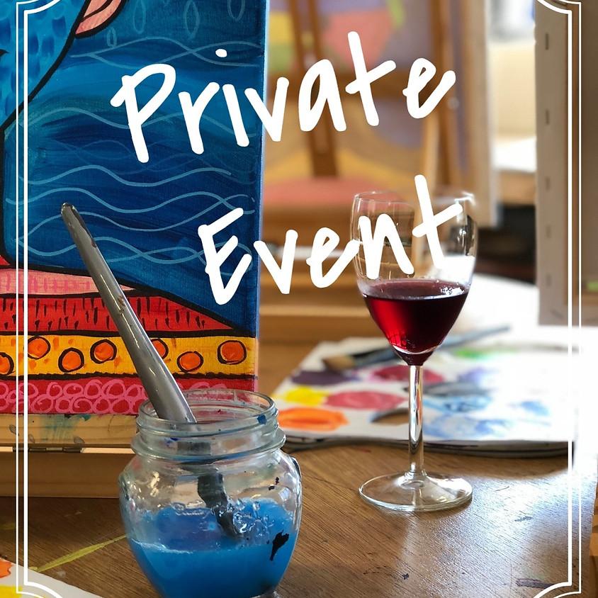 Private Event - 8 February