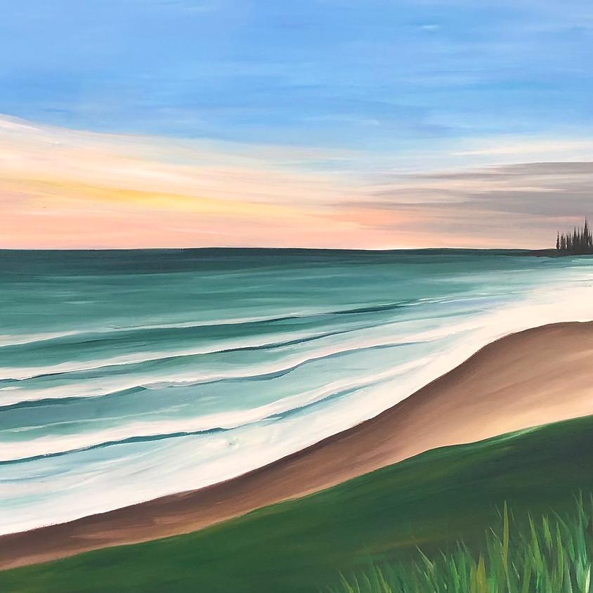 Seascape - Paint & Sip
