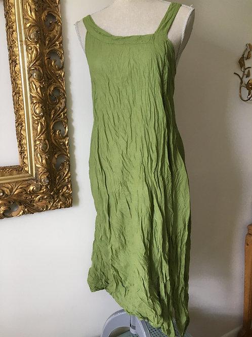 Cross Shoulder Dress