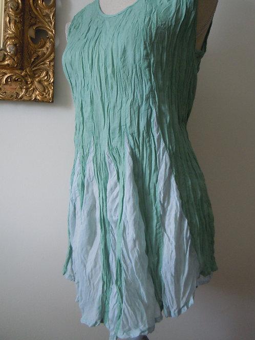 Vertical Stripe Long Top