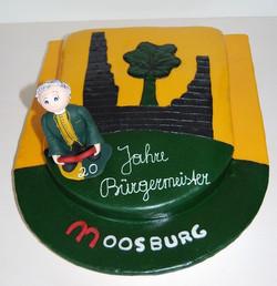 Bürgermeister Jubiläum
