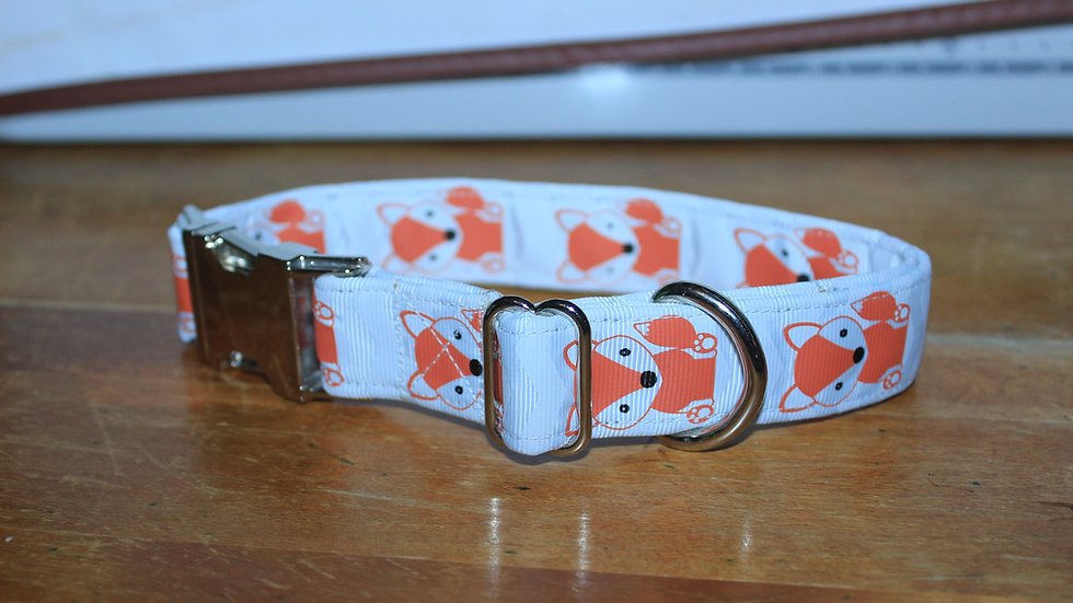 Metal Buckle Collars