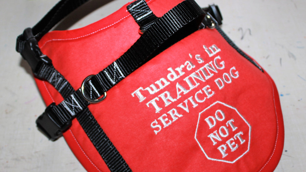 Service Vests - Small/Puppy
