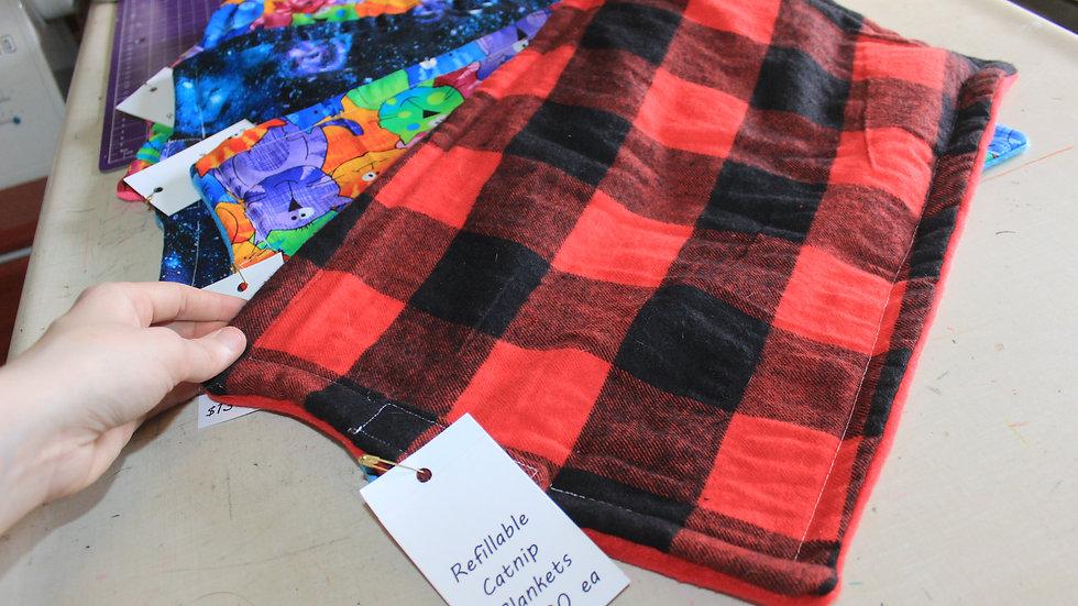 Catnip Blankets