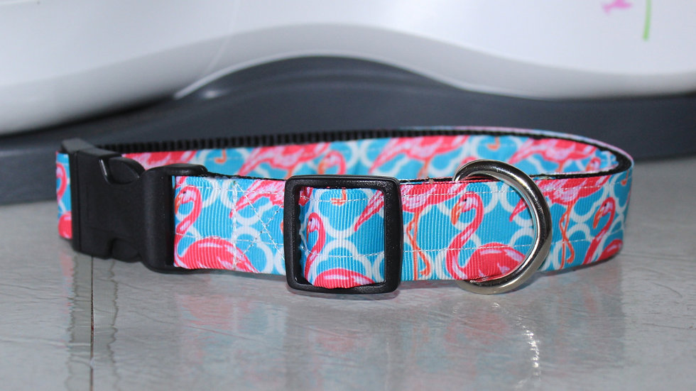 FLAMINGOS Plastic Buckle
