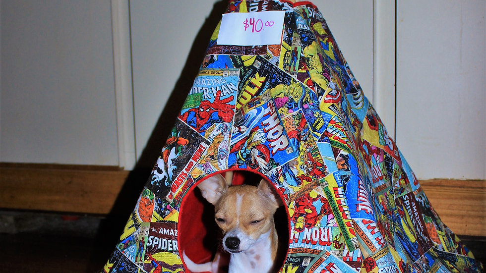 Pet TeePee Tents