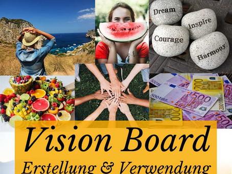 How to: Vision Board – Ziele erreichen leicht gemacht